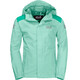 Jack Wolfskin Oak Creek Jacket Kids pale mint